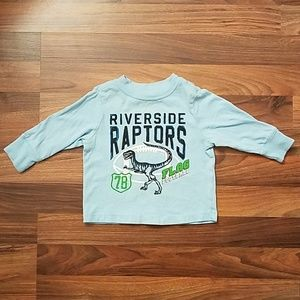 6-12 month Old Navy little boy long sleeve top